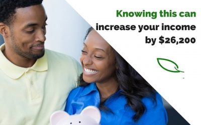 Knowing this can increase your income by $26,200