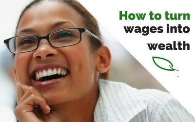 How to turn wages into wealth
