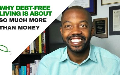 Why debt-free living is about much more than money